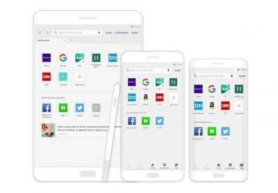 Operating System Changes for Samsung