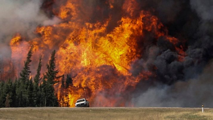 Fort McMurray Wildfire Relief Fund Given a Boost